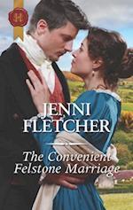 The Convenient Felstone Marriage af Jenni Fletcher