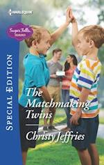 The Matchmaking Twins af Christy Jeffries