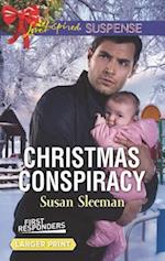 Christmas Conspiracy (First Responders, nr. 6)