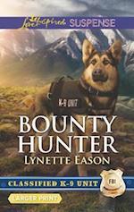 Bounty Hunter (Classified K 9 Unit)
