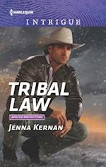 Tribal Law (Harlequin Intrigue, nr. 1639)