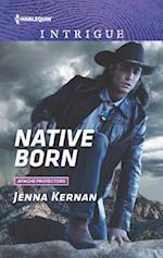 Native Born (Harlequin Intrigue, nr. 1646)