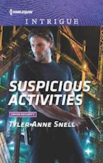 Suspicious Activities (Harlequin Intrigue, nr. 4)