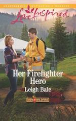Her Firefighter Hero (Love Inspired)