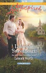 Lakeside Sweetheart (Love Inspired)