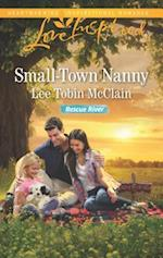 Small-Town Nanny (Love Inspired)
