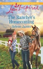 The Rancher's Homecoming (Love Inspired)