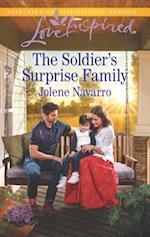 The Soldier's Surprise Family af Jolene Navarro
