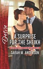 A Surprise for the Sheikh (Harlequin Desire, nr. 2439)