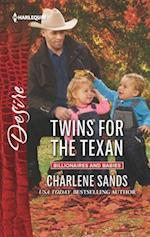 Twins for the Texan (Harlequin Desire, nr. 2443)