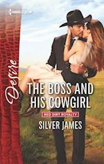 The Boss and His Cowgirl (Harlequin Desire, nr. 2452)
