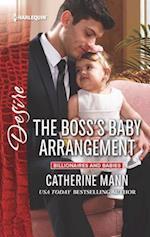 The Boss's Baby Arrangement (Harlequin Desire)