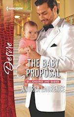 The Baby Proposal (Harlequin Desire)