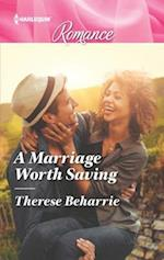 A Marriage Worth Saving af Therese Beharrie