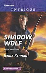 Shadow Wolf (Harlequin Large Print Intrigue, nr. 1609)