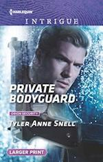 Private Bodyguard af Tyler Anne Snell, Delores Fossen