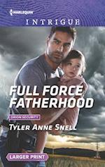 Full Force Fatherhood af Tyler Anne Snell