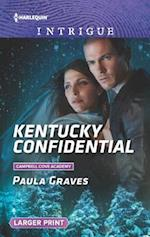 Kentucky Confidential (Campbell Cove Academy, nr. 1)