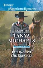 Falling for the Rancher (Harlequin American Romance, nr. 1590)