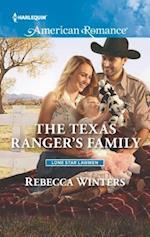 The Texas Ranger's Family (Harlequin American Romance, nr. 1593)