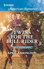 Twins for the Bull Rider (Harlequin American Romance, nr. 1594)