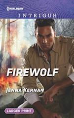 Firewolf (Harlequin Intrigue: Larger Print)
