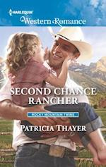 Second Chance Rancher (Harlequin Western Romance)