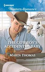 The Cowboy's Accidental Baby (Harlequin American Romance)
