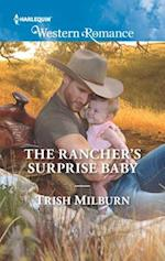 The Rancher's Surprise Baby (Harlequin American Romance)