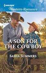 A Son for the Cowboy (Harlequin American Romance)
