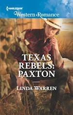 Paxton (Harlequin American Romance)