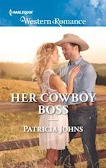 Her Cowboy Boss (Harlequin American Romance)