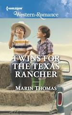 Twins for the Texas Rancher (Harlequin American Romance)
