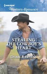 Stealing the Cowboy's Heart (Harlequin American Romance)
