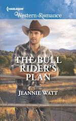 The Bull Rider's Plan (Harlequin American Romance)