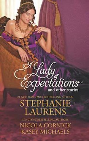 Bog, paperback A Lady of Expectations and Other Stories af Kasey Michaels, Nicola Cornick, Stephanie Laurens