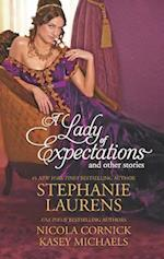 A Lady of Expectations and Other Stories af Kasey Michaels, Nicola Cornick, Stephanie Laurens