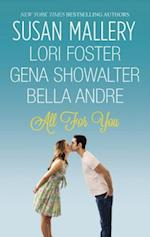All for You af Susan Mallery, Gena Showalter, Lori Foster