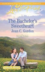The Bachelor's Sweetheart (Love Inspired (Large Print))