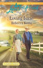 Loving Isaac (Love Inspired (Large Print))