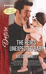 The Heir's Unexpected Baby (Harlequin Desire)