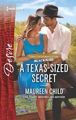 A Texas-Sized Secret (Harlequin Desire)