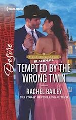Tempted by the Wrong Twin (Harlequin Desire)