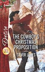 The Cowboy's Christmas Proposition (Harlequin Desire)