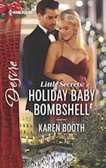 Holiday Baby Bombshell (Harlequin Desire)