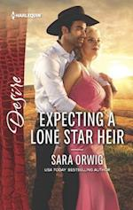Expecting a Lone Star Heir (Harlequin Desire)