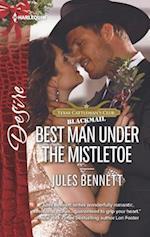 Best Man Under the Mistletoe (Harlequin Desire)