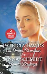 An Amish Christmas and Family Blessings (Brides of Amish Country)