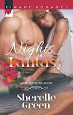 Nights of Fantasy (Kimani Romance, nr. 518)