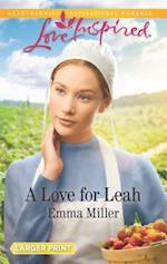 A Love for Leah (Amish Matchmaker)